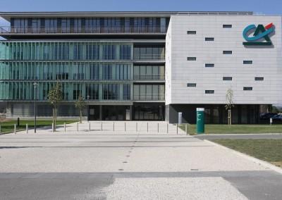 Siège social de la CRCA des Côtes d'Armor à PLOUFRAGAN (22)