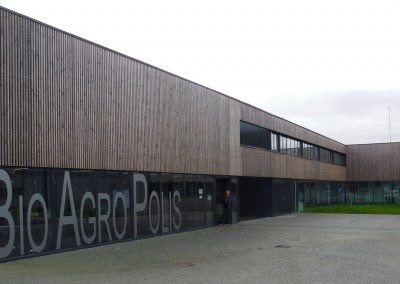 Laboratoire Bioagropolis à JAVENE (35)