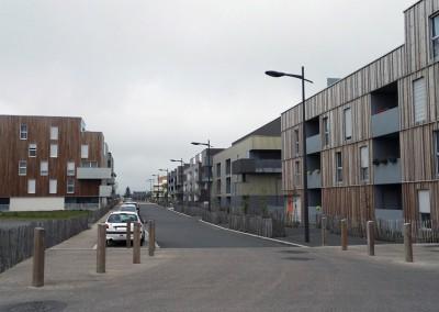 126 logements Quartier croix St Lambert à St BRIEUC (22)