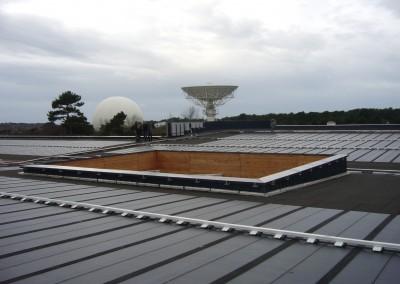 Equipement d'un complexe d'étanchéité photovoltaique à PLEUMEUR-BODOU (22)