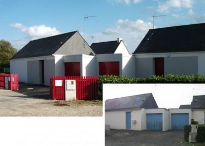 Rénovation thermique de pavillons dans les COTES D'ARMOR (22)