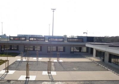 Ecole maternelle et restaurant scolaire à LARMOR PLAGE (56)
