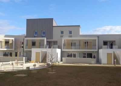 50 logementsLa Corderie à St BRIEUC (22)