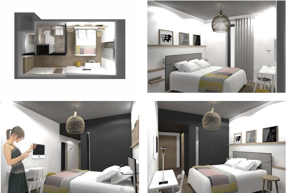 ECO-HOTEL-SPA «Le K» à BREST (29)