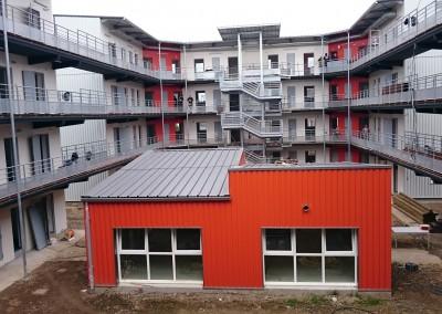 Lycée Montbareil à GUINGAMP (22)