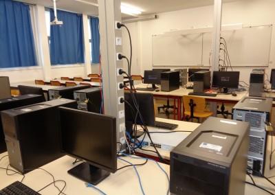 Réfection du Réseau Global d'Etablissement RGE du Lycée RABELAIS à St BRIEUC (22)