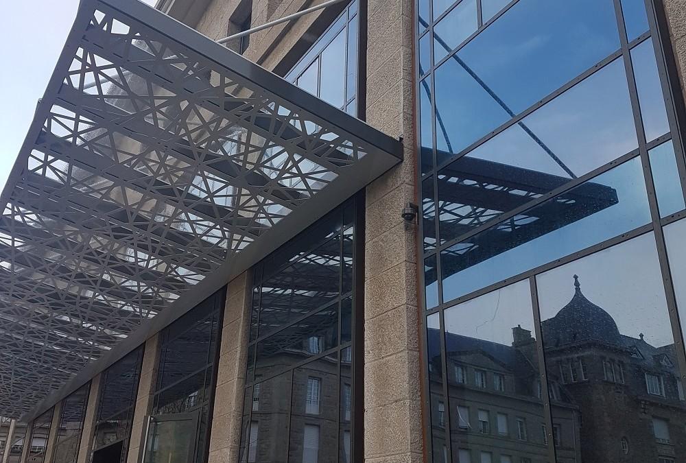 """Hôtel Le Grand """"Bé"""" SAINT MALO (cliquer pour visualiser les Photos)."""