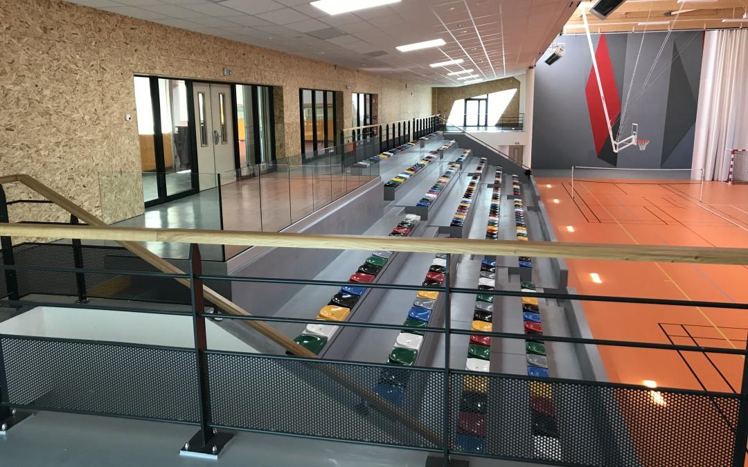 Salle de sports à PLOGASTEL ST GERMAIN (29)