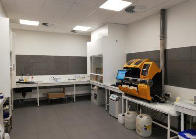 Laboratoire agroalimentaire et bureaux COOPERL à LAMBALLE (22)